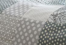 Grey and White / Grijs en wit