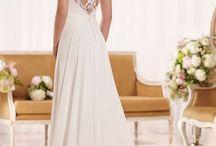 Wedding Dress Ideas / Dresses I like. I want lace and long sleeve. A line style probably.