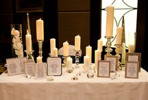 Wedding Favors & Table Numbers