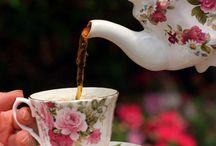 cups of tea, coffee e.t.c