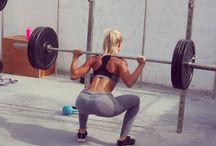 workout / trening, motivasjon og inspirasjon