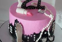 birthday cake shopping makeup