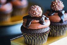 Muffins and cakes