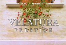 Velatura Prestige / Efecte de voal. Glazura acrilica neutra, transparenta, satinata de inalta calitate, atat pentru exterior cat si pentru interior. Este elaborata special pentru a creea efecte decorative minunate care amintesc de decoratiunile antice.