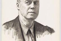 ΠΙΝΑΚΕΣ Edward Hopper / Edward Hopper (22 Ιουλίου 1882 - 15 Μαίου, 1967). ΄Ηταν ένας εξέχων Αμερικανός ρεαλιστής ζωγράφος και χαράκτης .  Ενώ ήταν πιο ευρέως γνωστός για τις ελαιογραφίες του, ήταν εξίσου καλός ως watercolorist και ως χαράκτης στην χαρακτική .  Τόσο στις αστικές όσο και στις αγροτικές σκηνές του.