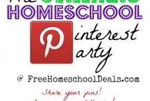Homeschooling: Pinterest
