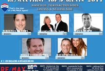 TOP 5 AGENTS 2017 / TOP 5 AGENTS- FOR THE YEAR 2017  www.RemaxFirstFlorida.com