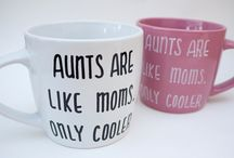 aunts / by Hillary Murray