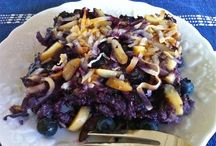 Recipes For Health / Healthy recipes plus a few that might not be all that healthy . . .