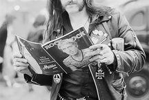 Heavy Metal Dudes & Rock Musicians