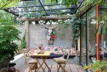 Haus ~ Terrasse