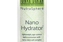 Sonya Dakar NutraSphere Acne / Here you will find some of our best acne treatments, acne cleaners and face washes!