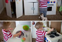Kids Kitchen diy