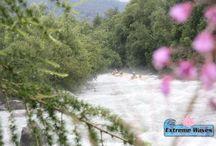 Extreme Waves 24 Luglio 2014 / #Rafting con #ExtremeWaves in #ValdiSole lungo il #fiume #Noce, uno tra i tracciati più belli al mondo per fare #kayak e #hydrospeed in #Trentino!  www.ExtremeWaves.it