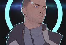 Detroit become human Marcus