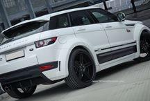 Land Rover Range Rover Evoque Custom Modified