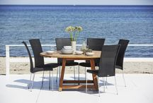 AVANTGARDE / Avantgarde from Sika Design is a unique collection of furniture designed for exterior living. Avantgarde is hand woven ArtFibre on a strong galvanized metal frame and as a result, amkes the furniture maintenance free, weatherproof, washable, UV and temperature resistant, environmantally friendly as well as extremely durable.