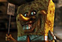 Spongebob danky