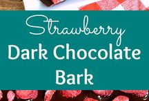 Sharable Snacks / Snacks that would be great to bring to a party or share with friends at home.