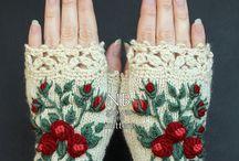 Tek parmaklı eldivenler