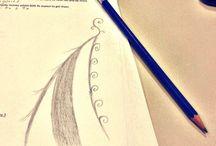 Sketching / Randomly done