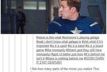 Avengers sitcom