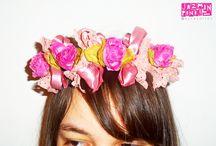 Flower Crowns / Spring Summer 2014 - Flower Crowns