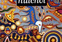 Arte Huichol Mexiko