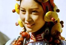 Human / Beautiful people from different cultures all over the world.