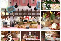 Let's Party / Birthday party ideas for toddler boys