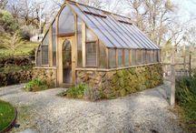 Ogród szklarnie, ogrody zimowe