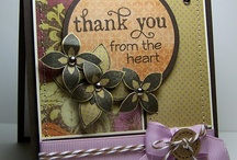 Cards to Thank You / by Jana Johnson