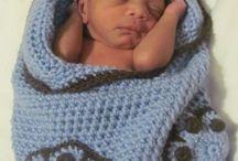Pletenie - bábätká
