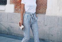 Minimalism fashion