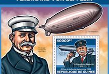 New stamps issue released by STAMPERIJA | No. 369 / GUINEA (Guinée) 23 12 2013 Code: GU13613a-GU13624b