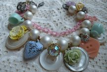 Button jewelry and accessories