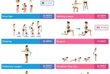 legs+cardio