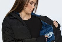 GoFuture Winter Coat / This soft, warm three-way down coat can be worn before pregnancy, during pregnancy and with your baby inside. Designed by the German maternity wear company GoFuture with Love, it is compatible with most baby carriers and slings on the market. This European-made winter coat will keep you (and your baby) warm and snuggy no matter where you are.   Material Composition: Inside: 90% down, 10% down feathers (for lightness) Outside: 100% polyester (as usual for weather resistance)