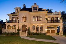 huge houses