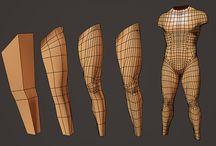 Maya_modelisation