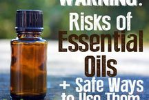 Essential oils / Safety