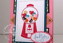 Valentines/Love cards