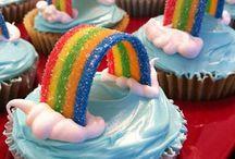 Cakes Brownies & Cookies
