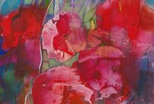Art Aquarelle Ann Blockley / Aquarelle
