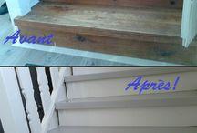 travaux de notre maison - / bricolage et rénovation