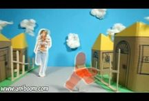 Paper Craft and Stop Motion Animation
