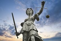 Lady Justice / Law Courts