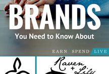 Brands with A Purpose / Small steps have a huge impact.