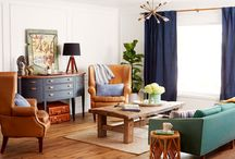 Home on the Range / Rustic home decor inspired by the life on the open range!