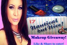 GIVEAWAY!  / Makeup giveaway !